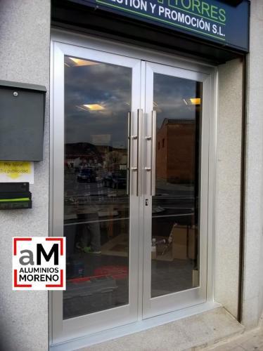Aluminios Moreno