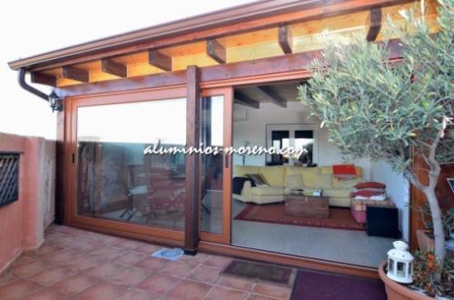 Cerramientos aluminio / Aluminios Moreno