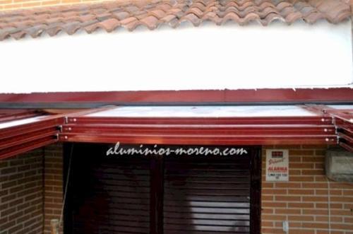 Cerramientos Movibles / Aluminios Moreno
