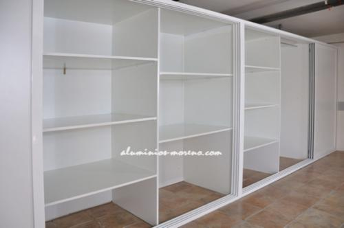 Otras instalaciones aluminio / Aluminios Moreno